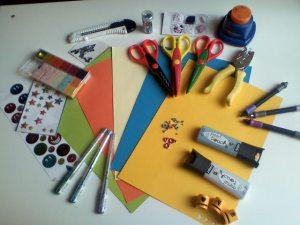 Scrapbook Materials By Bastet985 (