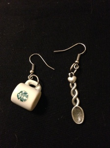 Other coffee earrings I made and have up for sale! https://www.etsy.com/listing/205737178/stir-your-coffee-earrings?ref=shop_home_active_16