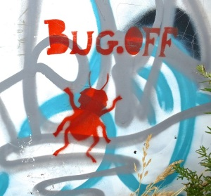 Bug Off - Image by Mel Candea via Morguefile